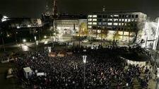 Demonstration Dresden