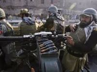 Pakistani Troops Fight The Taliban In The NW Province