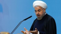 Iranian President Hassan Rowhani  Condemns Paris Attack