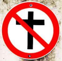 Christianity Forbidden