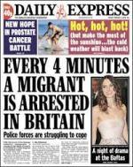 Migrant Arrests