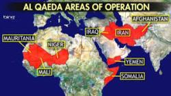Area Of al Quada Operations