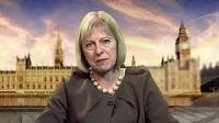 Theresa May - Home Secretary