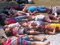 Christian Children Slaughtered By I.S.
