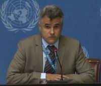 UNICEF's Syrian Representative Christophe Boulierac