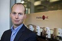 Bas Landsdorp - CEO Of Mars One