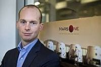 Bas Landsdorp - CEO Of Mars One