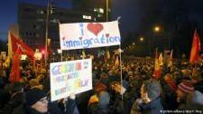 Anti-PEGIDA Demonstration