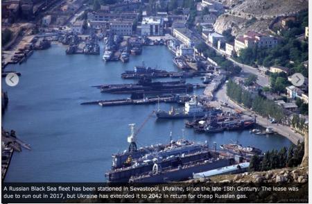 Russian Naval Base Sevastopol