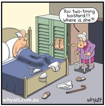 Old Age Sex