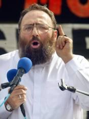 Banned Radical Cleric Sheikh Omar Bakri Mohamed