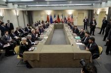 'Diplomacy' At Work