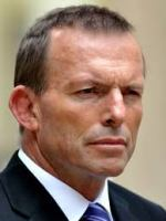 Abbot In Mourning?