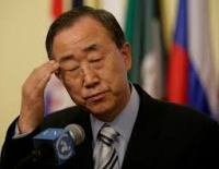Ban Ki Moon - Sorrow That A Drug Gang Received The Death Penalty?