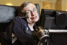 Stephen Hawking - One You Will Doubtless Recognize.