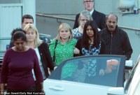 Sukumaran Family Arrive Back In Sydney