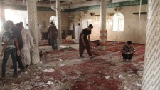 Deadly Mosque Attack By I.S.