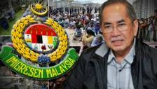 Malaysian Deputy Home Minister Wan Junaidi Jafaar