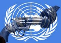 Symbolic Of What The U.N. Is Capable Of - NOTHING!
