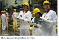 IAEA Inspection Team