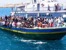Italian Ship Rescues Migrants