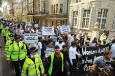A Muslim Demonstration