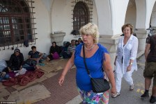 Kos - Immigrants Taking Over Tourist Hotels
