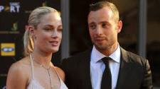 Oscar Pistorius and Partner