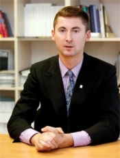Boris Cheshirkov, Spokesman For The Bulgarian Office Of UNHCR