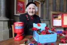 Olive Cooke, 92