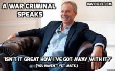 Blair - Smug As Always