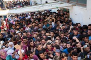'Syrian' Migrants All Young And Unaccompanied