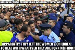 Fake Refugees