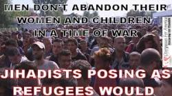 Muslim 'Refugees'