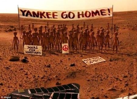 Mars Message