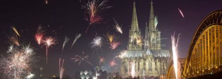 Cologne New Year Celebrations