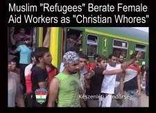 Muslim Reaction To Christian Aid Workers
