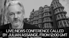 Assange Plays The Victim