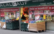 Turkish Shop In Cologne