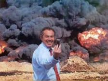 Tony Blair The Trator
