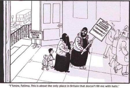 Muslims On Benefits