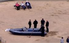 Two British Men Charged With Immigration Offences After A Group Of Albanians Were Rescued From English Channel.