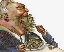 Greed - Man's Undoing!