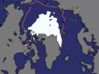 Massive Ice Loss Since 1979