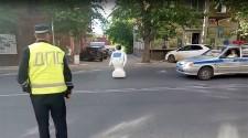 Escaped Robot