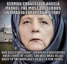 A Misguided Woman Who Will Be The Death Of Germany