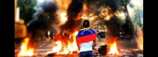 Riots In Venezuela 2014