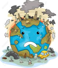 Earth In Big Trouble
