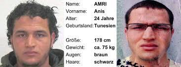 Anis Amri - Terrorist
