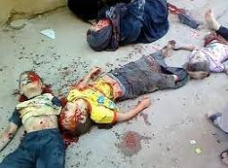 ISIS Killing Children